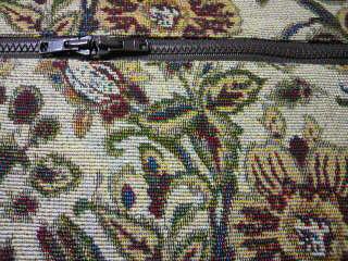 『小鳥模様のバッグ』③と『ゴブラン織風のボストンバッグ』