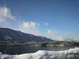 『木崎湖・白馬』周辺